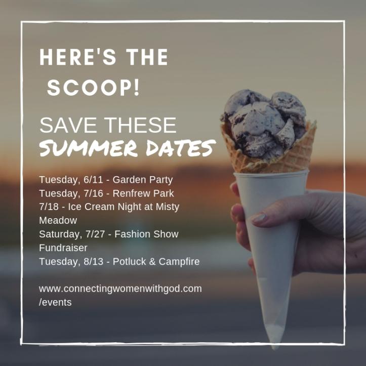 Grab a scoop!